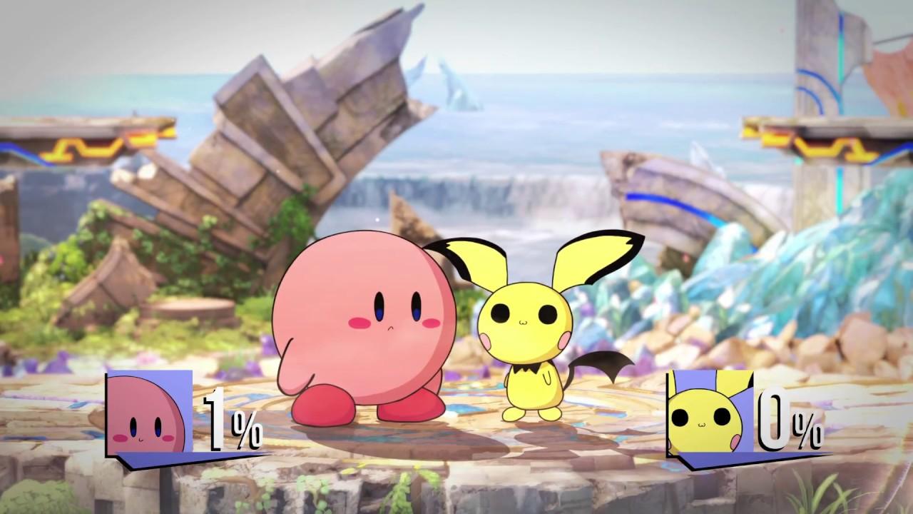 Pichu Pretty Hype In Smash Ultimate Super Smash Bros
