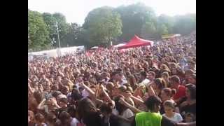 Türk Günü 2014 Nürnberg Ertan Can ft Grup Milenyum