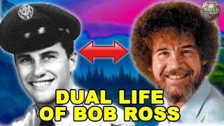The Unexpected Real-Life of Bob Ross