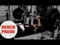 HOW I PLAN ON INCREASING MY BENCH PRESS (360lb Bench)