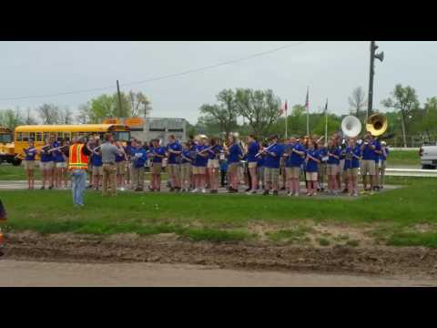 NCS Band @ Fonda Speedway