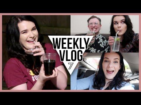 LAST EVER ESSAY & MAKING DRUNKEN MEMORIES   Weekly Vlog #7