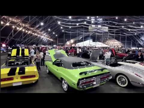 Barrett Jackson Car Auction In Scottsdale AZ YouTube - Barrett jackson car show