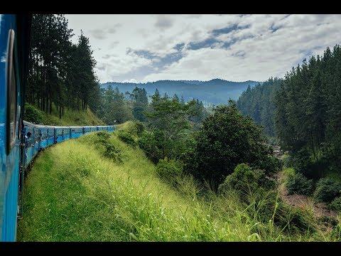 SRI LANKA TRAIN JOURNEY: Colombo | Kandy | Adam's Peak | Nuwara Eliya | Ella on Sri Lanka railway