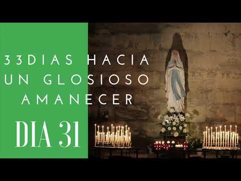 DiA 31| 33 DIAS HACIA UN GLORIOSO AMANECER