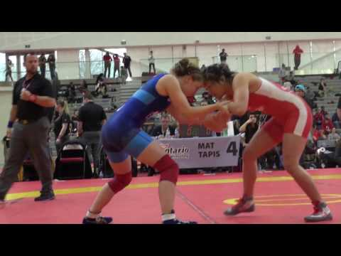2017 Guelph Open FW48kg Augusta Eve (Impact) vs Natassya Lu (Guelph)