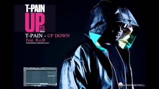 T-Pain Up Down Feat. B.o.B (Instrumental Remake by S.M.P)