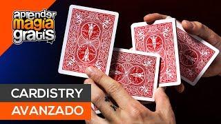 Tutorial Cardistry  avanzado , corte falso aprender magia gratis