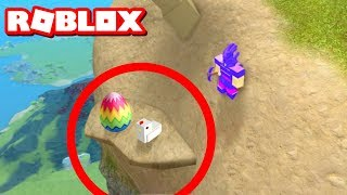 THE RAREST PEEPER EASTER EGG IN ROBLOX BOOGA BOOGA