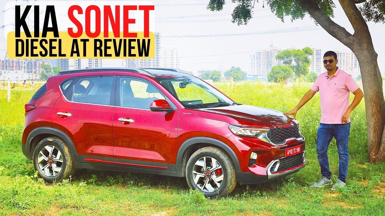 Kia Sonet Review In Hindi À¤¯ Suv À¤¤à¤¹à¤²à¤• À¤®à¤š À¤¦ À¤— Youtube
