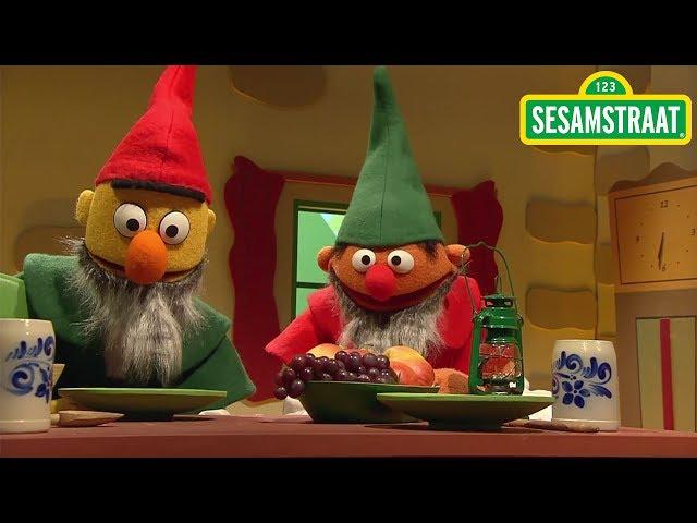 Sneeuwwitje - Bert & Ernie - Sesamstraat