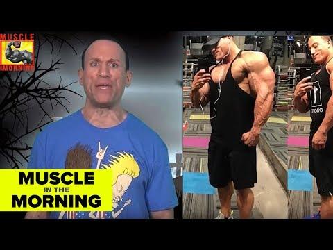 KEVIN JORDAN GOT HOPS! Muscle in the Morning (10/31/18)