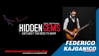 Federico Kajganic on Guitar Talk with Jimmy Warren