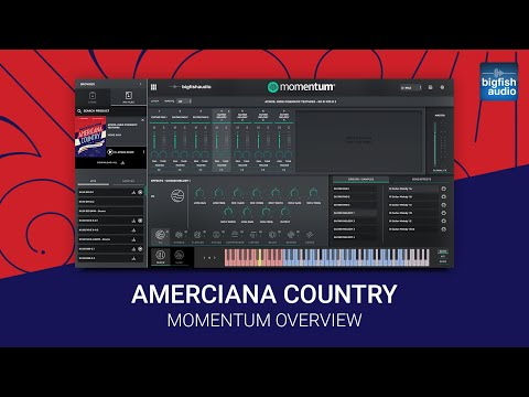 Momentum Overview - Country Essentials: Americana Country