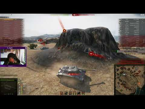 Beginner Stream Tag #10 (Tier VII T20)