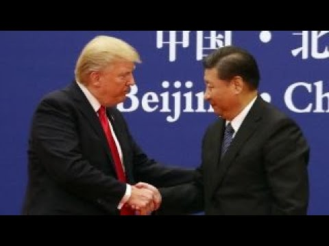 """China reports """"big differences"""" remain with US after trade talks end"""