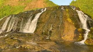 Командорские острова: Прогулка к водопаду