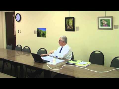 Board of Pensions--Plan Changes Discussion