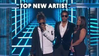 Juice WRLD Wins Top New Artist - BBMAs 2019