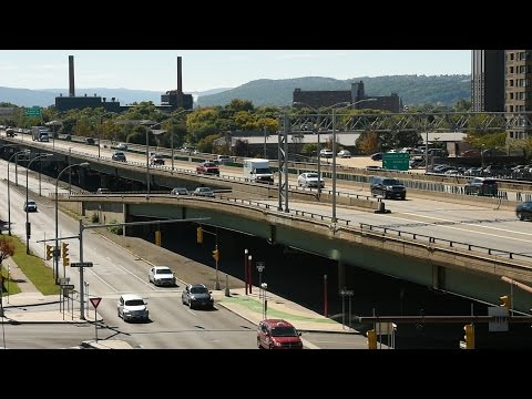 See how street-level replacement to elevated I-81 would work in Syracuse(video)