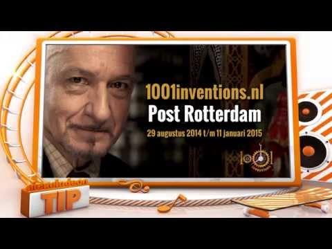 1001 Inventions, Post Rotterdam