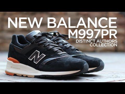 new balance 997 distinct authors