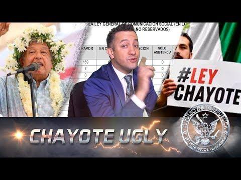 CHAYOTE UGLY - EL PULSO DE LA REPÚBLICA