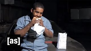 Musty Burger | Loiter Squad | Adult Swim