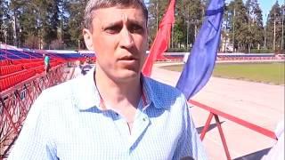 Димитровградские школьники сдают нормативы ГТО