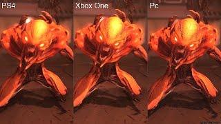 Video Doom Ultra Nightmare Graphics Pc Vs PS4 Vs Xbox One Graphics Comparison download MP3, 3GP, MP4, WEBM, AVI, FLV Juni 2018