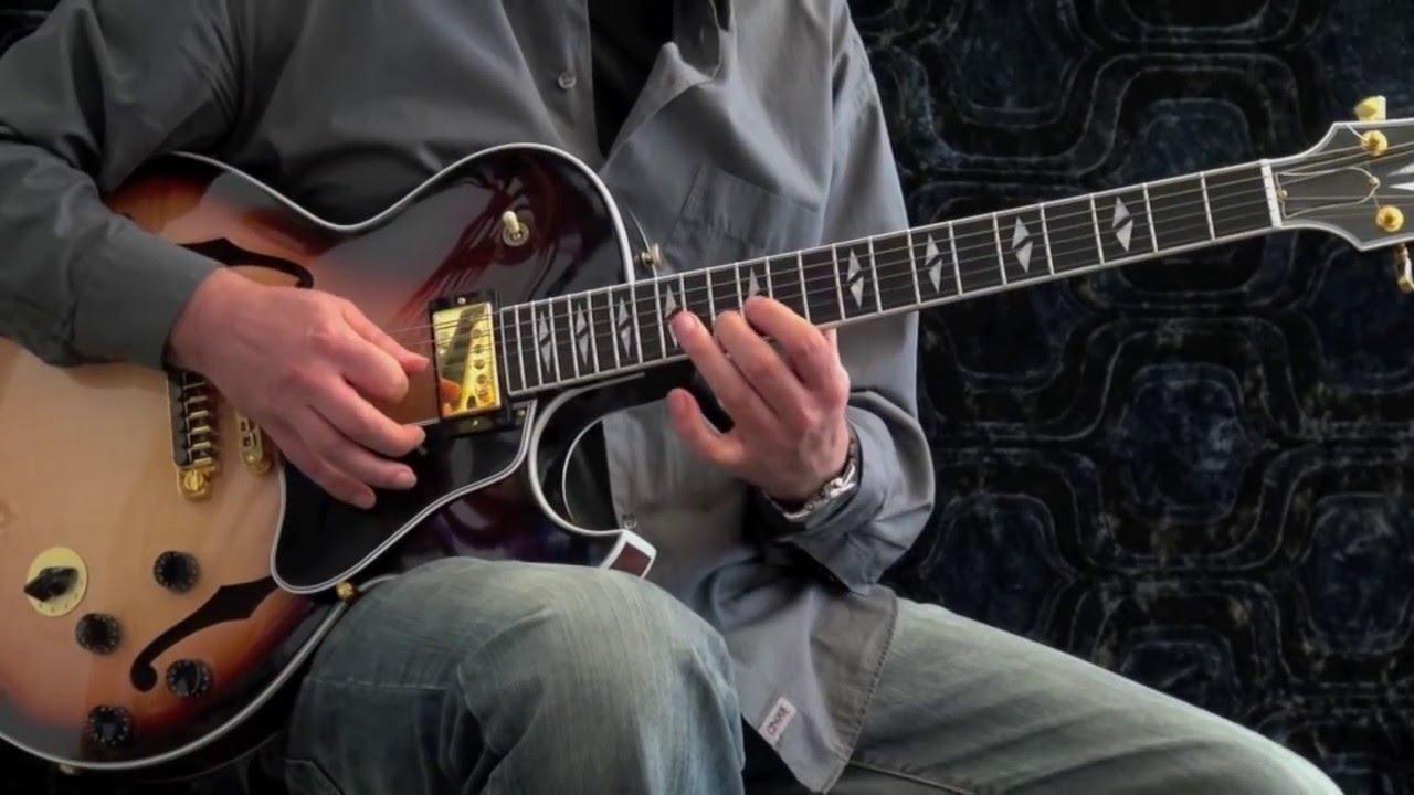 Autumn leaves - Achim Kohl - Jazz Guitar Improvisation ...