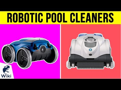 Top 10 Robotic Pool Cleaners of 2019   Video Review