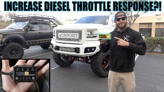 does-a-pedal-commander-work-on-a-diesel
