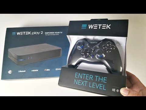 WETEK GAMEPAD for Android & Windows - Amazing Game Controller