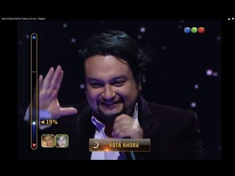 Apolo (Cristian García): Porque yo te amo - Elegidos