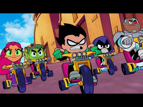TEEN TITANS GO! TO THE MOVIES    1