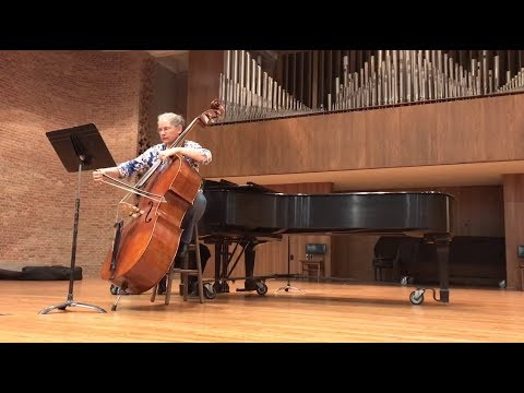 Musician Moments with Susan Landry: Creation of a Bass Concerto