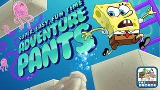 SpongeBob SquarePants: Super, Easy, Fun Time Adventure Pants (Nickelodeon Games)