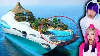 Rich People Going WAY Too Far With Expensive Boats!