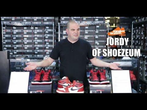 Shoezeum On How He Obtained MJ's Game-Worn Jordans
