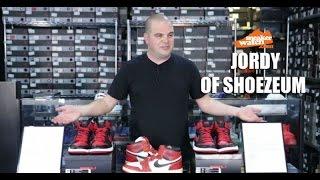 Shoezeum On How He Obtained MJ's Game-Worn Jordans thumbnail