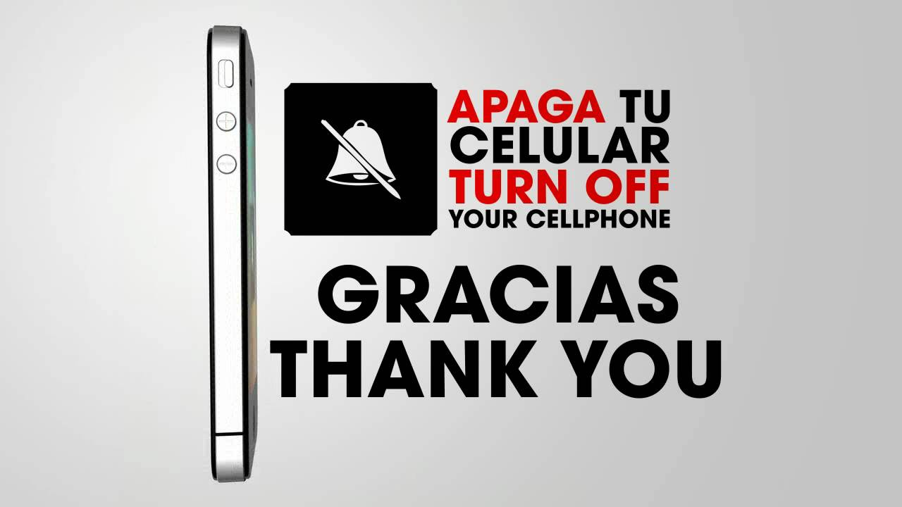 turn off cellphone sign