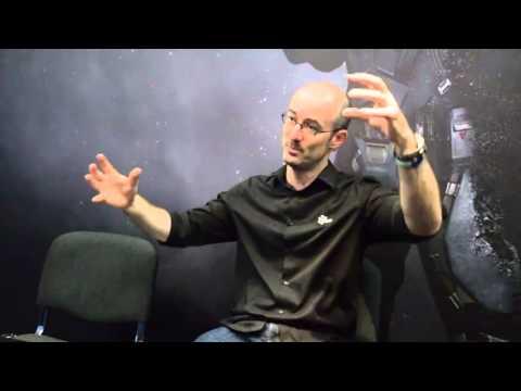 Gamescom 2013: Oculus Rift and Eve Valkyrie Interview w/ CCP Executive Producer Jon Lander
