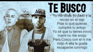 Te Busco - Cosculluela Feat. Nicky Jam Original Reggeton 2015