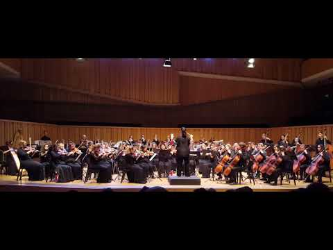 Bernstein  West Side Story: Selection for Orchestra Milwaukee Youth Symphony Orchestra