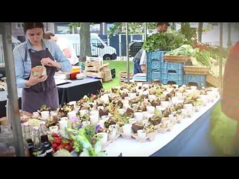 Mark Greenaway - Farm to Fork, St Andrew Square
