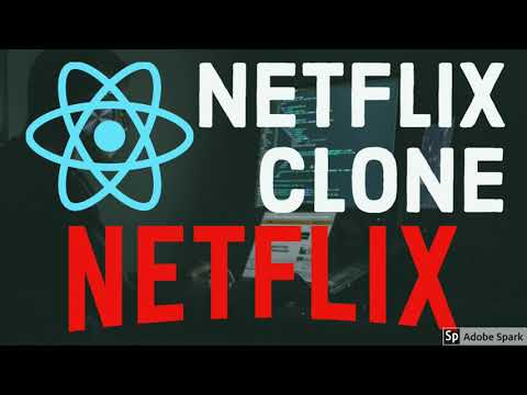 React Building Netflix Application Clone Part 1 #58