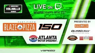 NORSEFORCE Racing League BLAZE PIZZA 150 / RACE 4