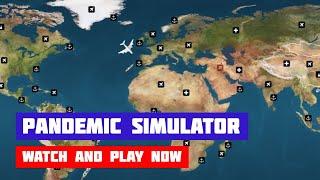Pandemic Simulator · Game · Gameplay