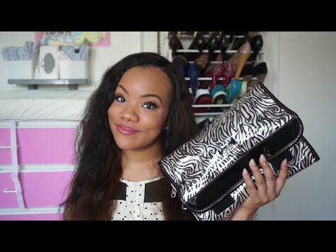 What's in my Travel Makeup Bag? Also, Sharing My Dallas Trip and Meeting PrettyGyrlAngie!